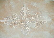 Stencil,Plaster Stencil, Bradford Frieze Wall Stencil, Furniture Stencil
