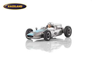 Cooper T53 Climax F1 GP Deutschland Nürburgring 1961 Collomb, Spark 1:43, S8061