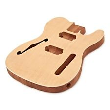 Knoxville Semi Hollow Electric Guitar Body Mahogany