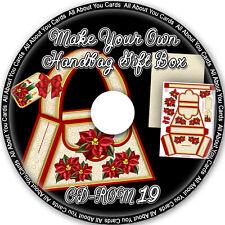 Make Your Own Handbag Gift Box CD-ROM 19