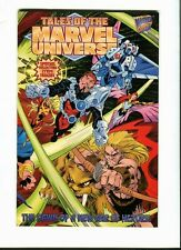 Tales  of the Marvel Universe . Marvel 1997  - VF / NM