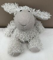 Jellycat Curly Cosy Sheep Lamb soft toy plush comforter soother cream Beige Tare