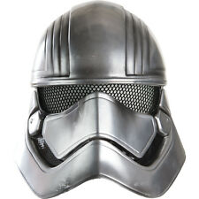 Masque Captain Phasma Star Wars 7 adulte grise St-32303