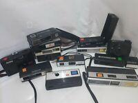 Vintage Pocket Cameras And Fold Up Cameras Photography