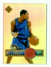 1998 Collectors Edge TRACY McGRADY Authentic Piece of Basketball Rookie Card