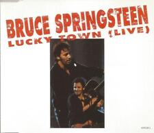 Bruce Springsteen - Lucky Town (Live) 1993 CD single
