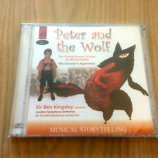 Peter & The Wolf/Young Person's Guide To Orchestra/Sorcerer's Apprentice NEW CD