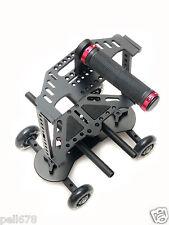 BlackMagic Camera Cage Kit BMCC DSLR Cage Kamerakäfig + Kostenloss DSLR Dolly