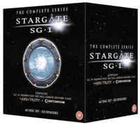 Stargate SG1: Seasons 1-10/The Ark of Truth/Continuum DVD (2012) Richard Dean