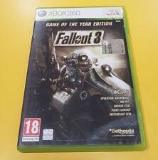 Fallout 3 Game of The Year Edition GIOCO XBOX 360 VERSIONE ITALIANA