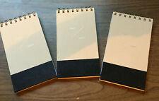 Lot Of 3 Gartner Studios Top Spiral Notebook 4 X 7 To Do List Dayday