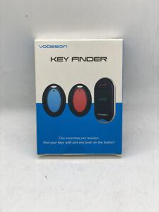 VODESON Key Finder Wireless RF Item Locator Item Tracker Remote Control, Pet