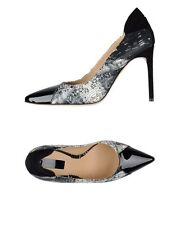 Entièrement neuf dans sa boîte Reed Krakoff Academy Cuir Verni Talons Hauts Chaussures UK5.5/US8.5/EU38.5