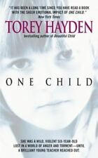 One Child, Torey L. Hayden, Good Condition, Book
