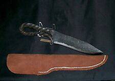 Womens Knife Scandinavian Bog Iron Viking Knives Circa-1970's Replica Germany