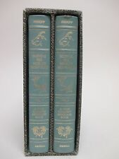 Hunting the World's Mountains -SIGNED Jim Rikhoff Limited 2-Vol Leatherbound Set