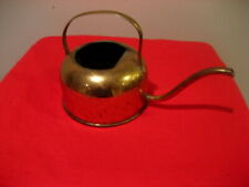 .Vintage Oil Copper can,vintage