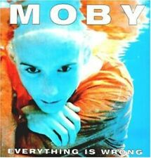 Moby - Everything Is Wrong [New Vinyl] UK - Import