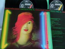 Thomas Wilbrandt (elettronica) - The Electric V. 2 LP insert d-1984 Mercury 818149