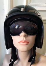 Paulson Bubble Goggle ✩ Racing Brille ✩ Vespa ✩ Roller ✩ Motorrad