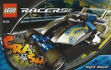 LEGO - RACERS - 8139 - NIGHT BLAZER