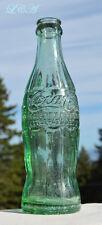 SCARCE original MISSOULA MONTANA 1923 hobbleskirt Coca Cola XMAS COKE bottle