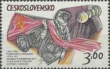 Timbre Cosmos Tchécoslovaquie 1981a ** lot 24082 - cote : 30 €