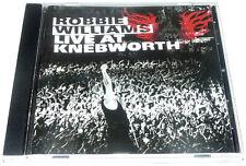 Robbie Williams - Live At Knebworth - CD Album