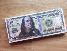 100-Ct BEN FRANKLIN MILLION DOLLAR BILL Living Waters Christian Evangelism Tract