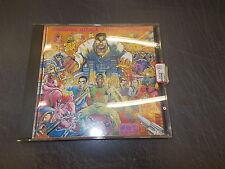 CD MASSIVE ATTACK V MAD PROFESSOR NO PROTECTION.CIRCA RECORDS 1995 PRIMA STAMPA!
