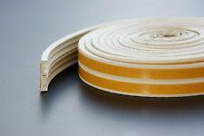 Weatherbar Draft Self Adhesive Rubber Door Window Seal Strip Roll Foam EPDM