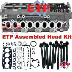 ETP's Assembled Head Kit for 2.0L Diesel Greatwall 4D20 V200 and Steed