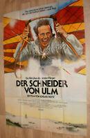 A0 Filmplakat  DER SCHNEIDER VON  ULM ,TILO PRÜCKNER, v.EDGAR REITZ