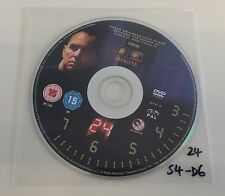 24 - Season 4 – Disc 6 - Region 2 - Replacement DVD - DISC ONLY
