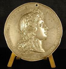 Medalla Luis Alexandre Borbón Condado de Toulouse Almirante de France c 1820