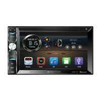 "NEW VR620HB SoundStream 2-DIN Source Unit w/ Phonelink Bluetooth & 6.2"" LCD"