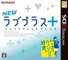 Brand new Nintendo 3DS New Love Plus
