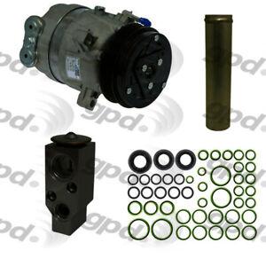 A/C Compressor-New Kit Global 9611238 fits 06-07 Chevrolet Optra 2.0L-L4