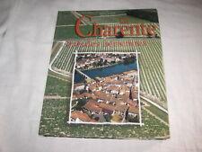Livre  La Charente Balades Aériennes par M.Bernard et M.Ortiz