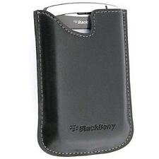 BlackBerry Curve 8300 8310 8320 8330 Protective Leather Pocket Original RIM