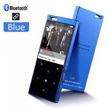 HIFI Bluetooth MP3 MP4 Player 4GB-256GB Touchkey Walkman FM Radio Video Player