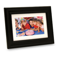 "Pandigital Digital Photo Frame 8000 Images 7"" LCD Screen Pantouch touch NEW"