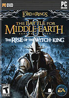 Lord of the Rings: The Battle for Middle-earth II -- The Rise of the...
