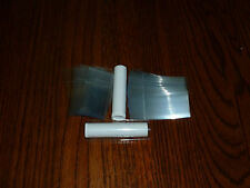 1000 +/- Shrink wrap bands For Lip Balm (Chapstick) tubes #101 safety seal 28x63