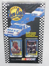 MAXX NASCAR Race Cards 1991 Factory Boxed Set Of 240 Cards  New In Sealed Box