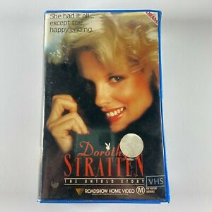 Dorothy Stratten the Untold story VHS RARE Clamshell