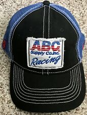 Unique Foyt Racing/ABC Supply/Two Car Indy 500/Indy Car Team Hat.