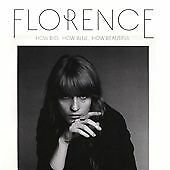 Florence + the Machine - How Big, How Blue, How Beautiful (2015)  CD  NEW/SEALED