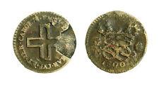 pcc1753_8) Carlo Emanuele IV (1796-1800)  2 denari 1800 - MANCANZA