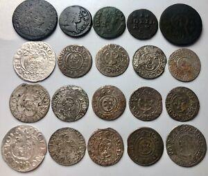 Lot Mix Mit Silber Münzen N.2